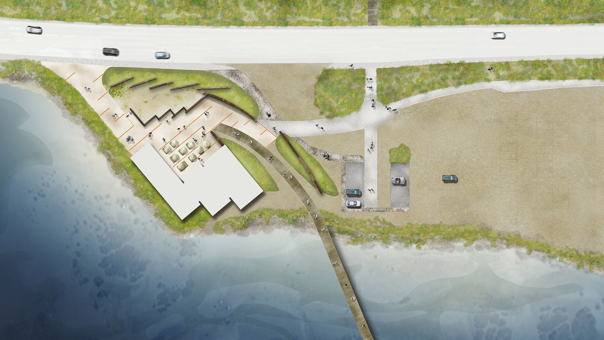 Chesil Beach Visitor Centre - Dorset -