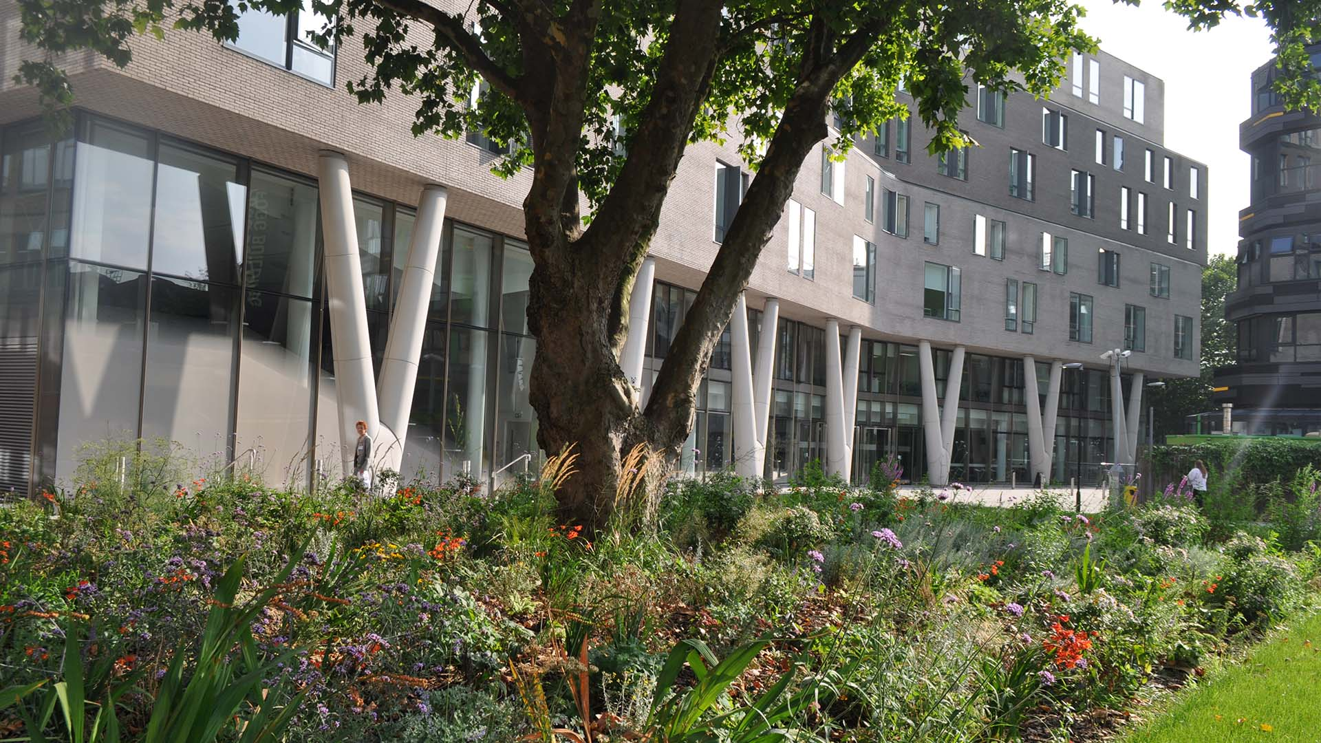 Queen Mary University of London Graduate Centre -
