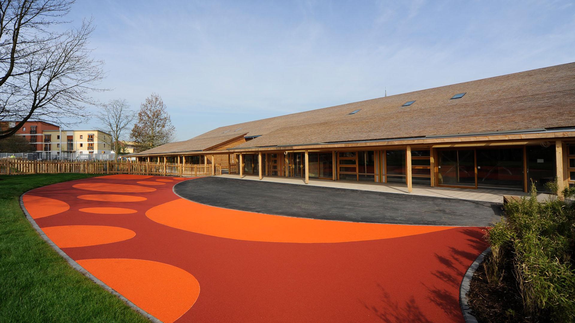 St. Luke's Primary School - Wolverhampton -