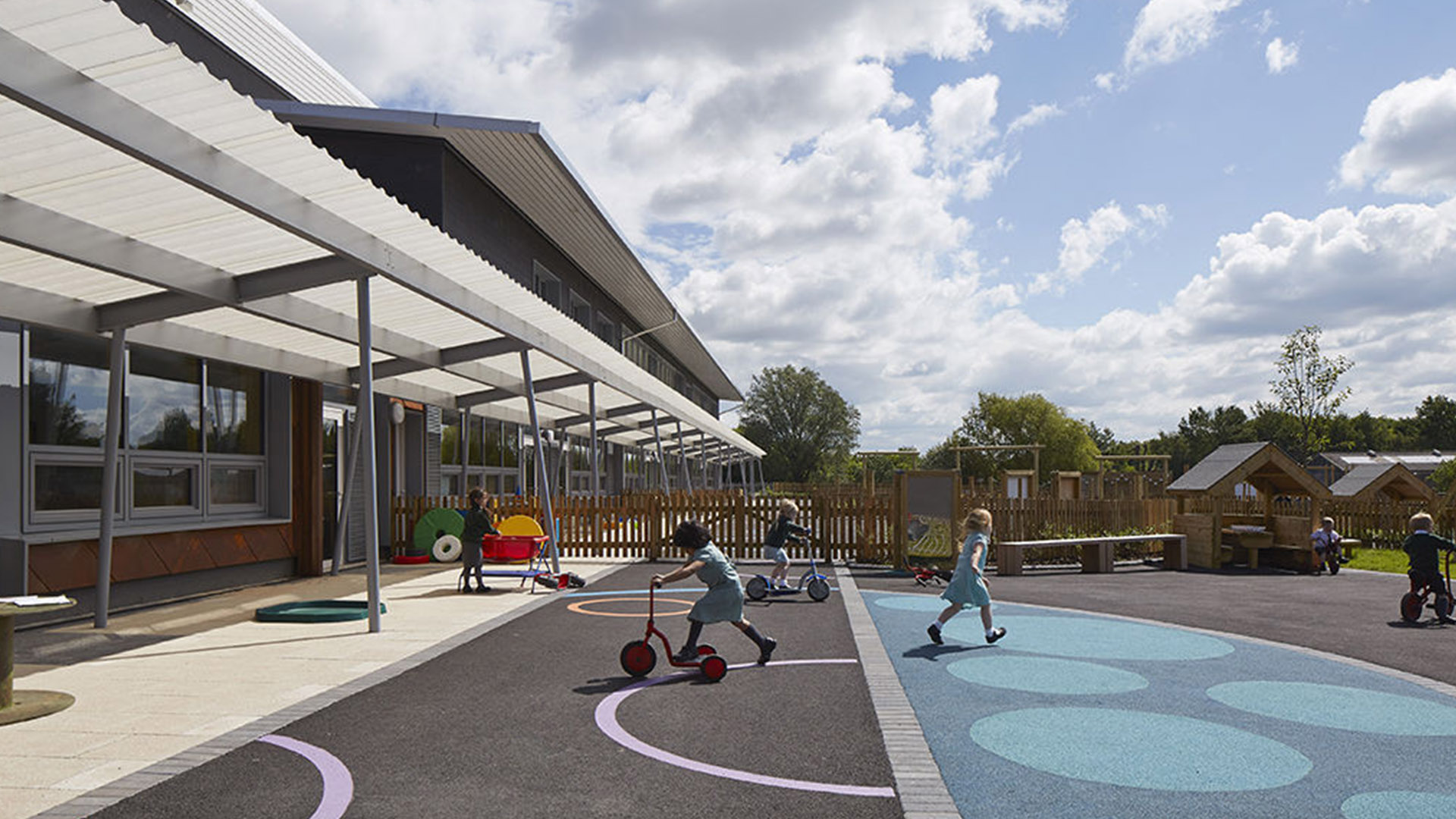 Wilkinson Primary School - Wolverhampton -