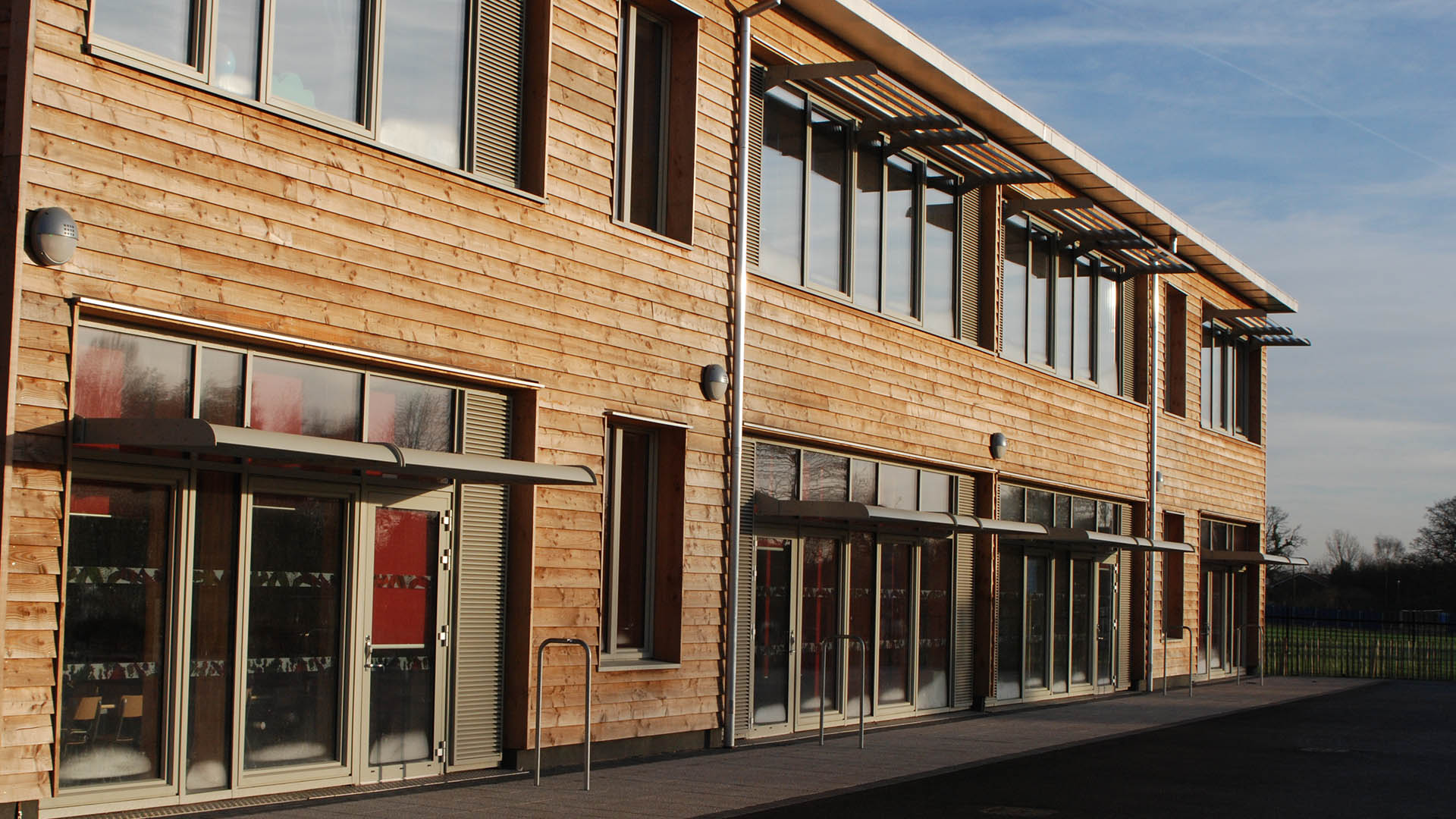 Oak Meadow Primary School - Passivhaus Trust - Non domestic - Shortlisted 2012Architect - Architype