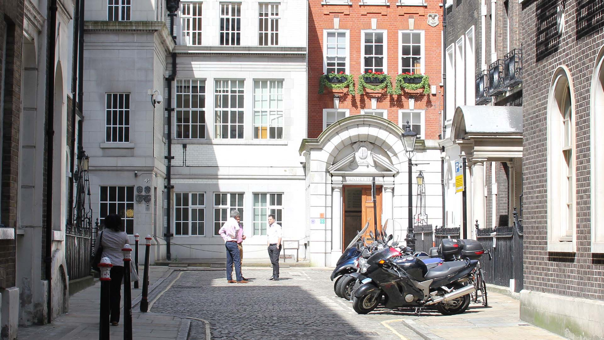 Frederick's Place - London -