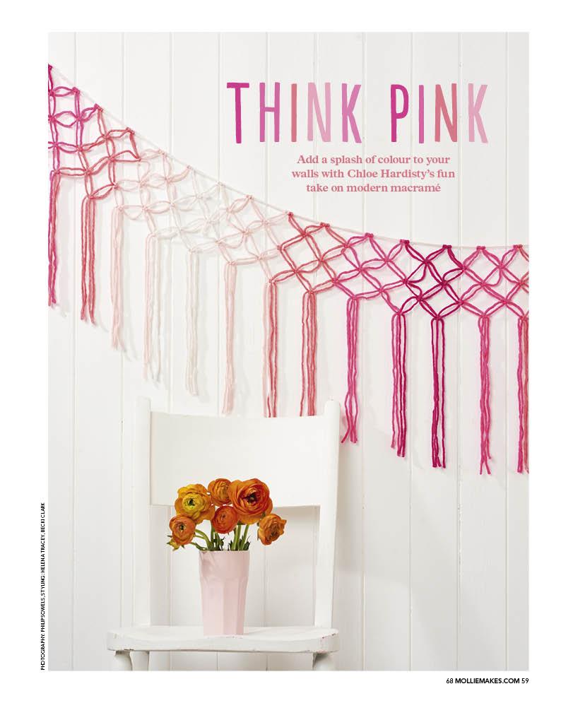 Think Pink Cotton Clara Feature