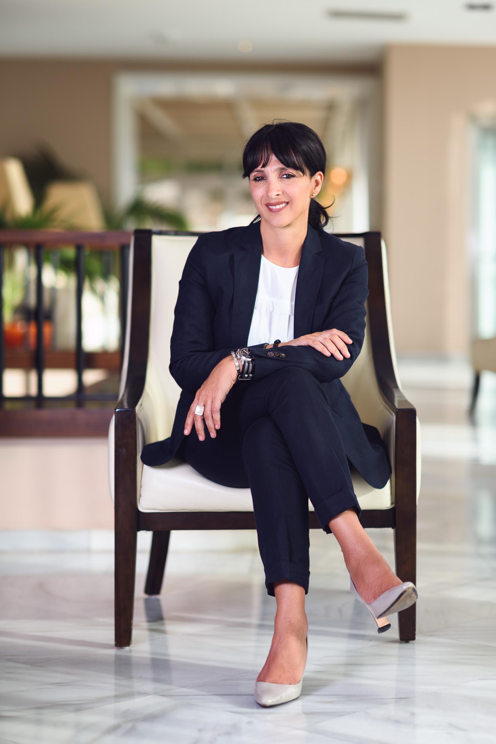 marlene hassan nahon - Leader of Together Gibraltar Party