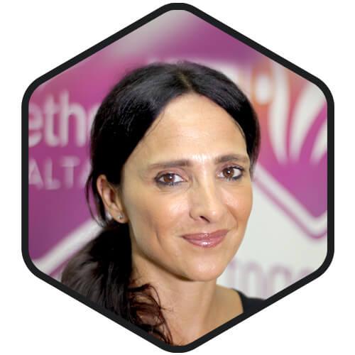 Marlene Hassan Nahon - Together Gibraltar Party Leader