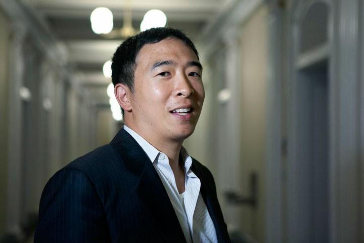 Andrew Yang  Founder, Venture for America