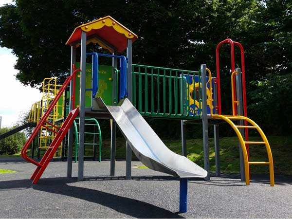 Severn multi-play equipment