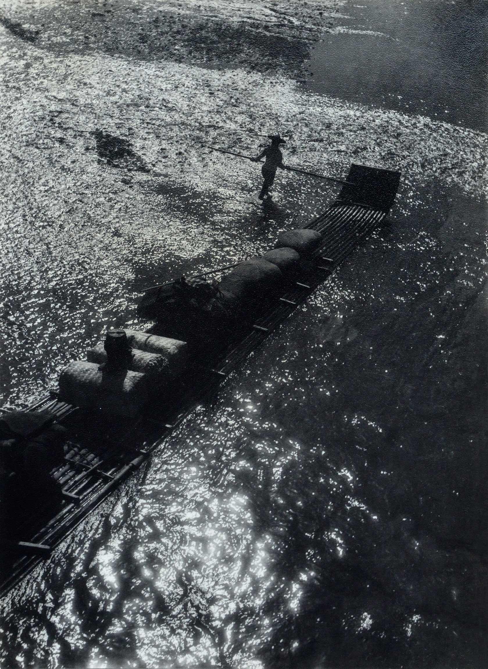 Chin-San Long, The Raft