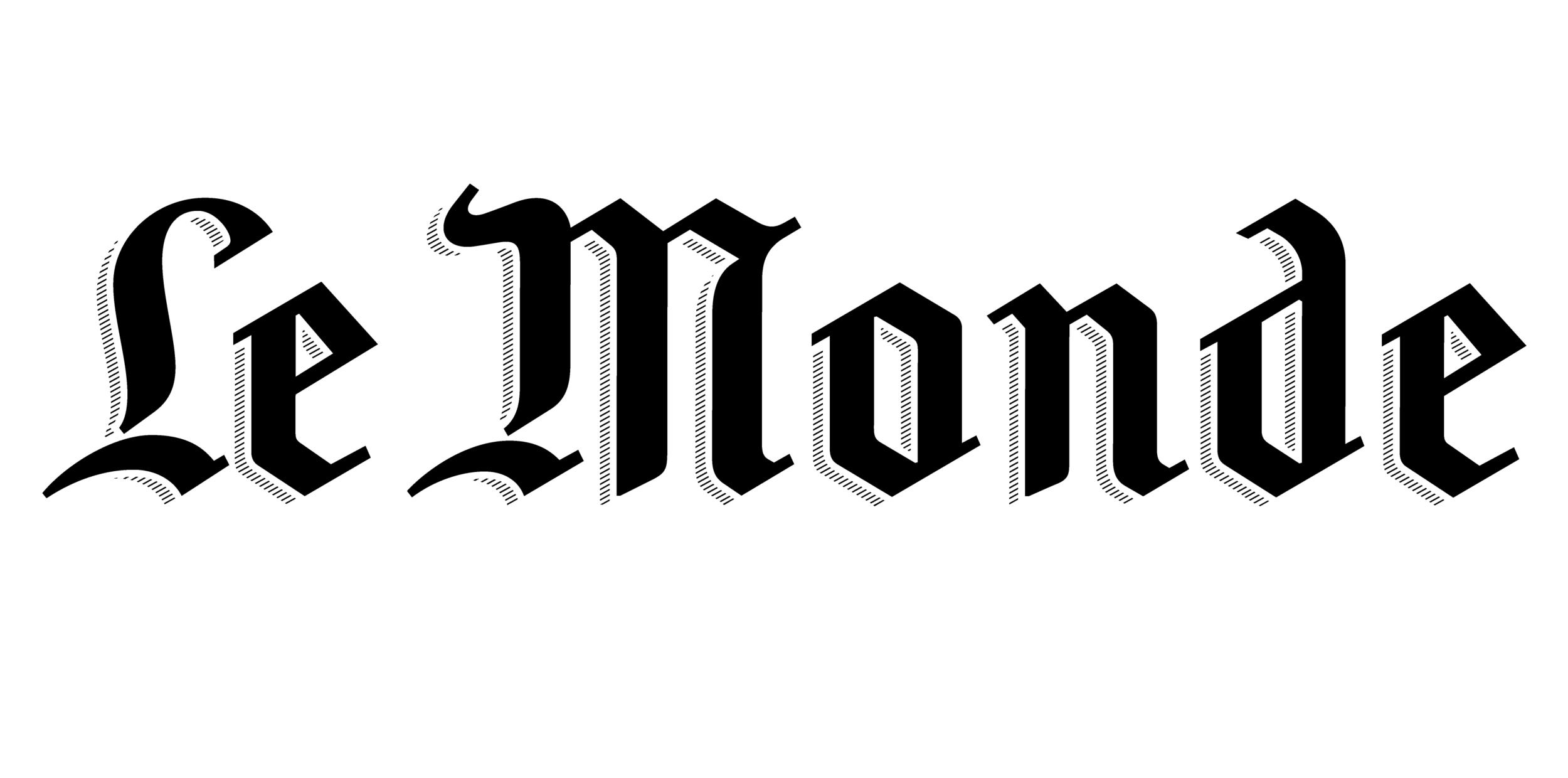 2019/07/01 Le Monde: «Il ne faut pas substituer à la domination masculine un nouvel ordre artificiel»