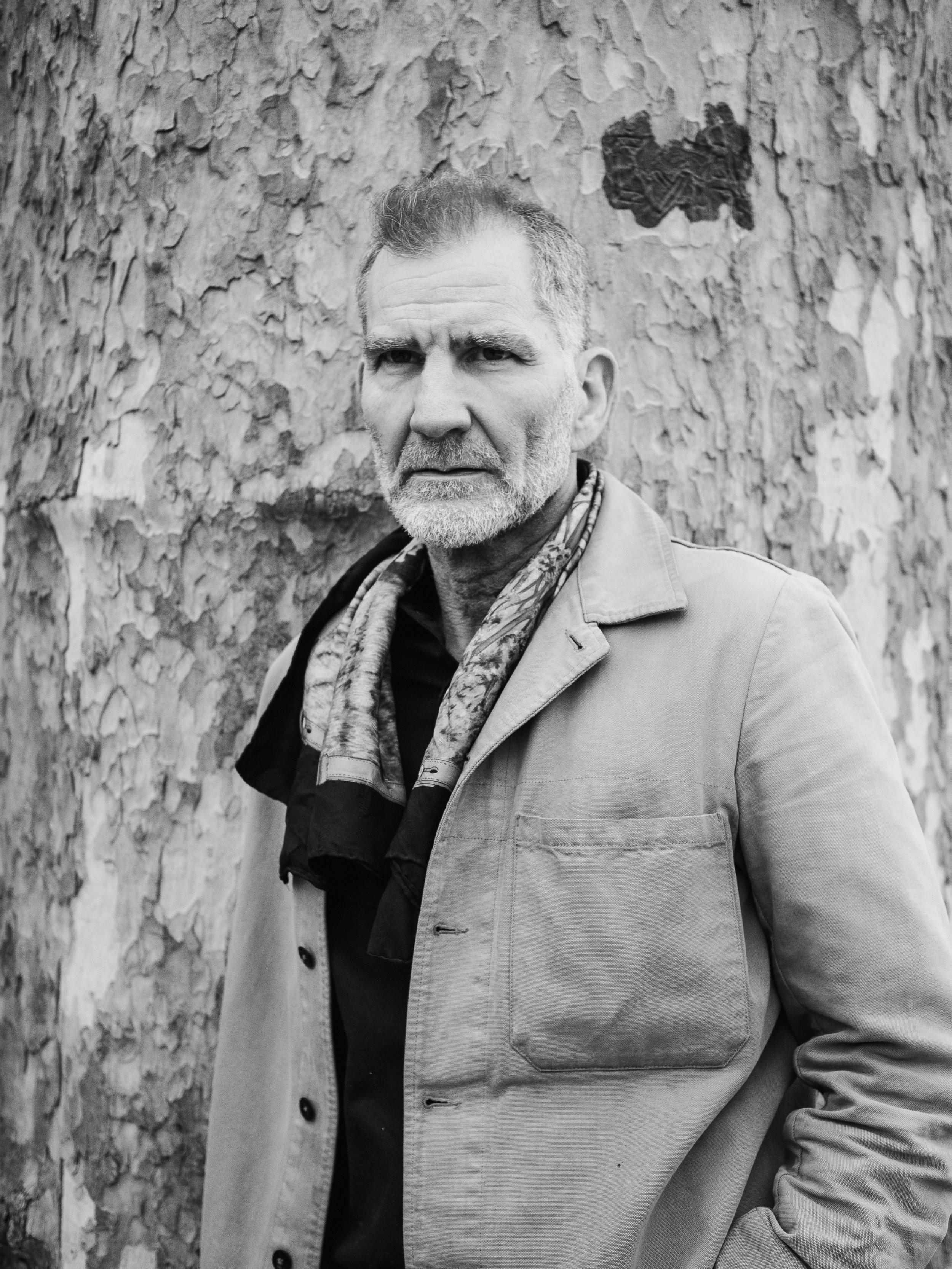 Portrait of Philippe Chancel ©️ Pierre Marsaut