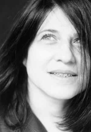 Portrait of Luce Lebart © Alexandra Catière