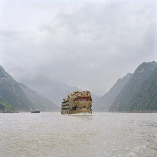 Liu Ke,  The Dragon Ship , 2008, Archival Inkjet Print. Courtesy of the artist.