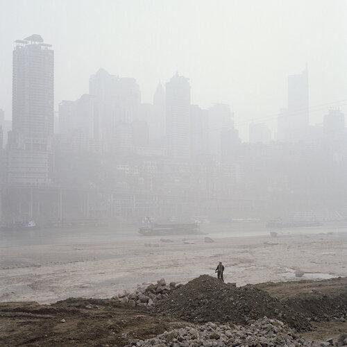 Liu Ke,  City in the Fog , 2007, Archival Inkjet Print. Courtesy of the artist.