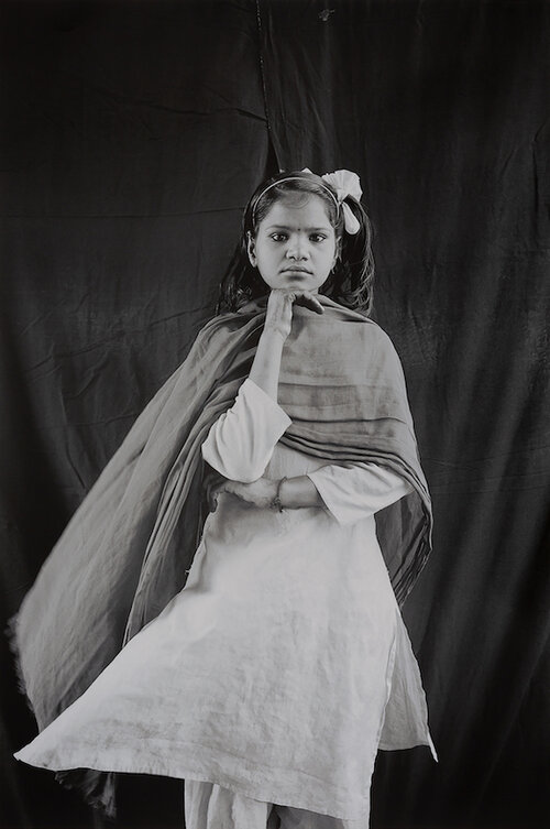 Gauri Gill, Rampyari, From the series Balika Mela Jimei Arles.jpg