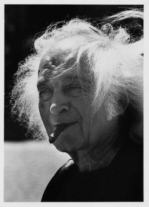 Mario Giacomelli by Paolo Mengucci, 1990s, Courtesy Archivi Mario Giacomelli