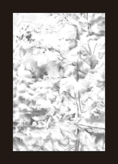 Sun Datang,  Light , 2019. Giclee Print, 137 cm x 190.5 cm. Courtesy of the artist.