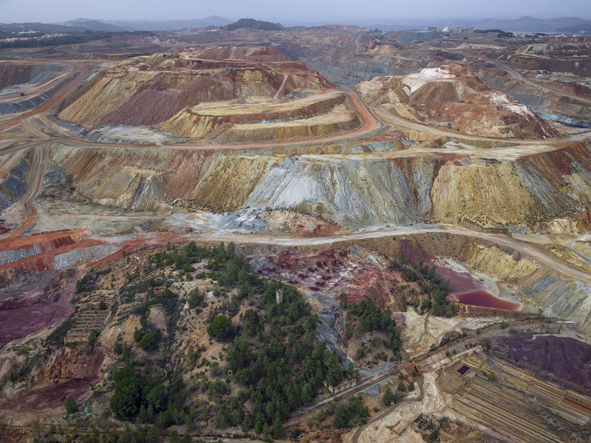 Minas de Rio Tinto #1