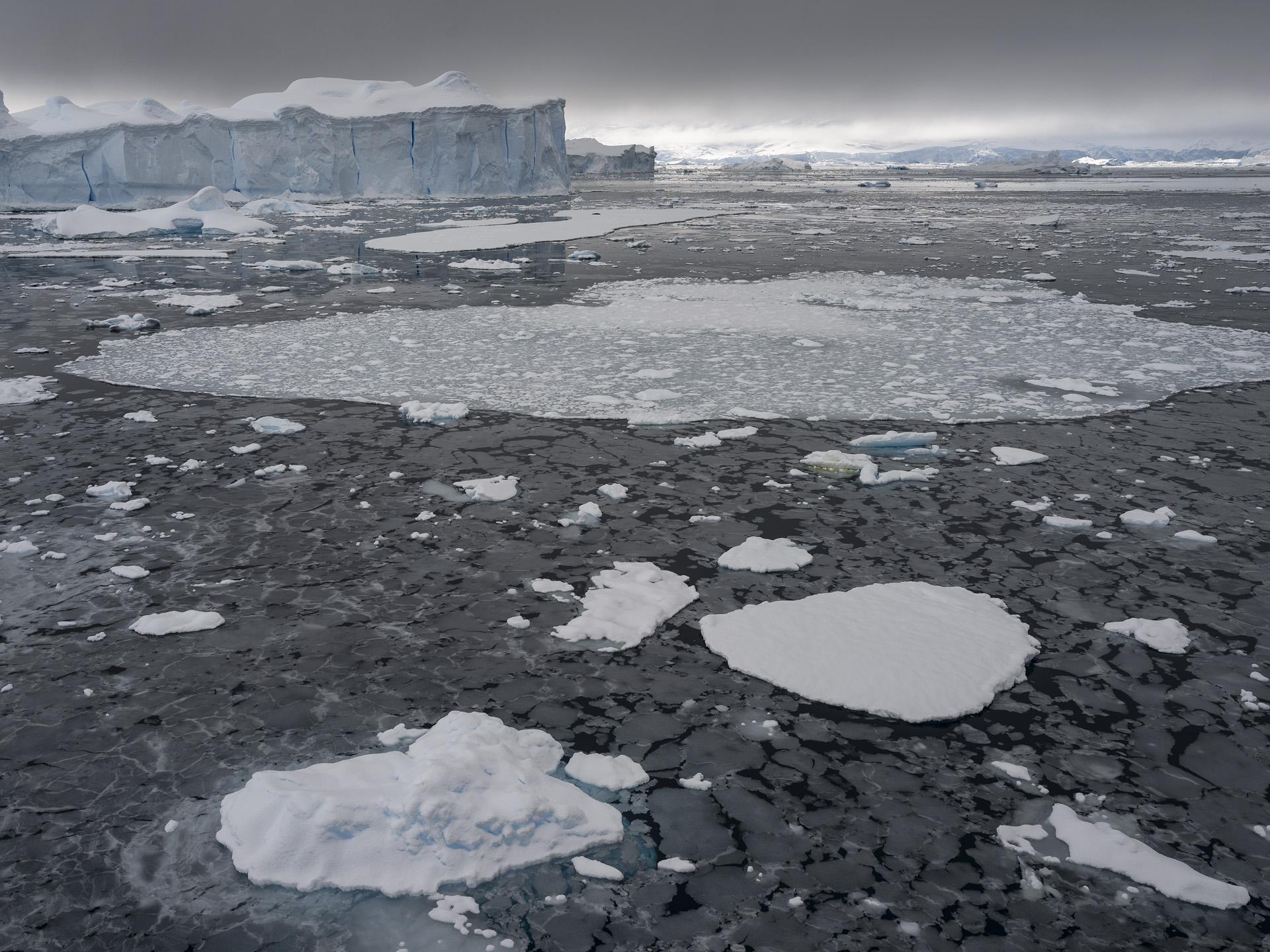 Portal Point, Antarctica 2016