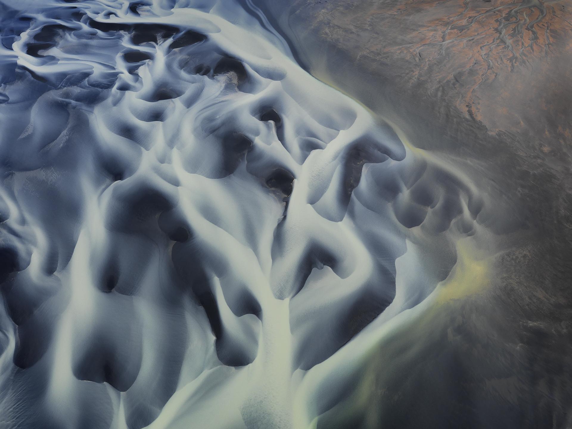 Ice River IV , Iceland