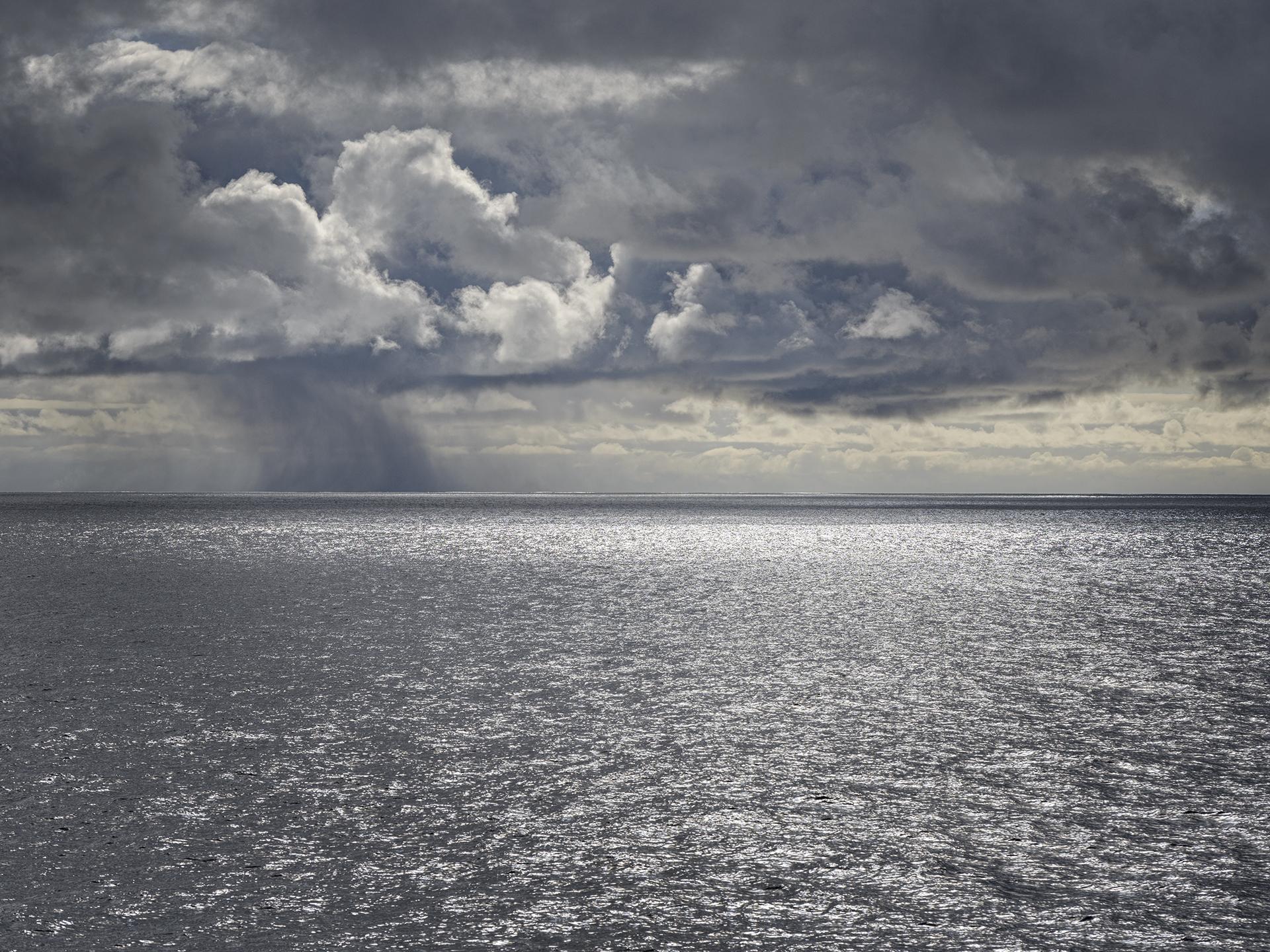 Distant Rain, Southern Ocean