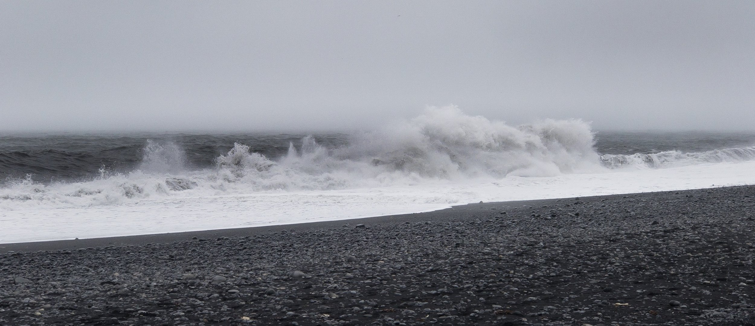Reynisfjara beach and the Sneaker Waves