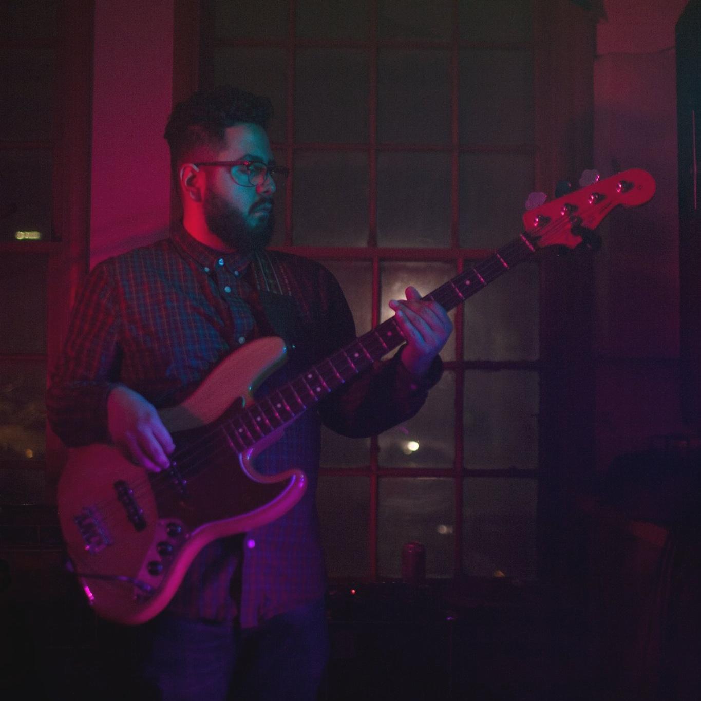 Jesse Botello - bass