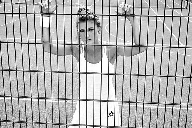 TENNIS. . @jadewindley90 wearing @adidaswomen by @stellamccartney in conjunction with @sportstylist . . . . . #jadewindley #impactthegame #adidas @adidas #sportstylist #wimbledon #3stripes #aSMC #adidasTennis #heretocreate #tennis #sportsphotography #fitfam #creatorsunite