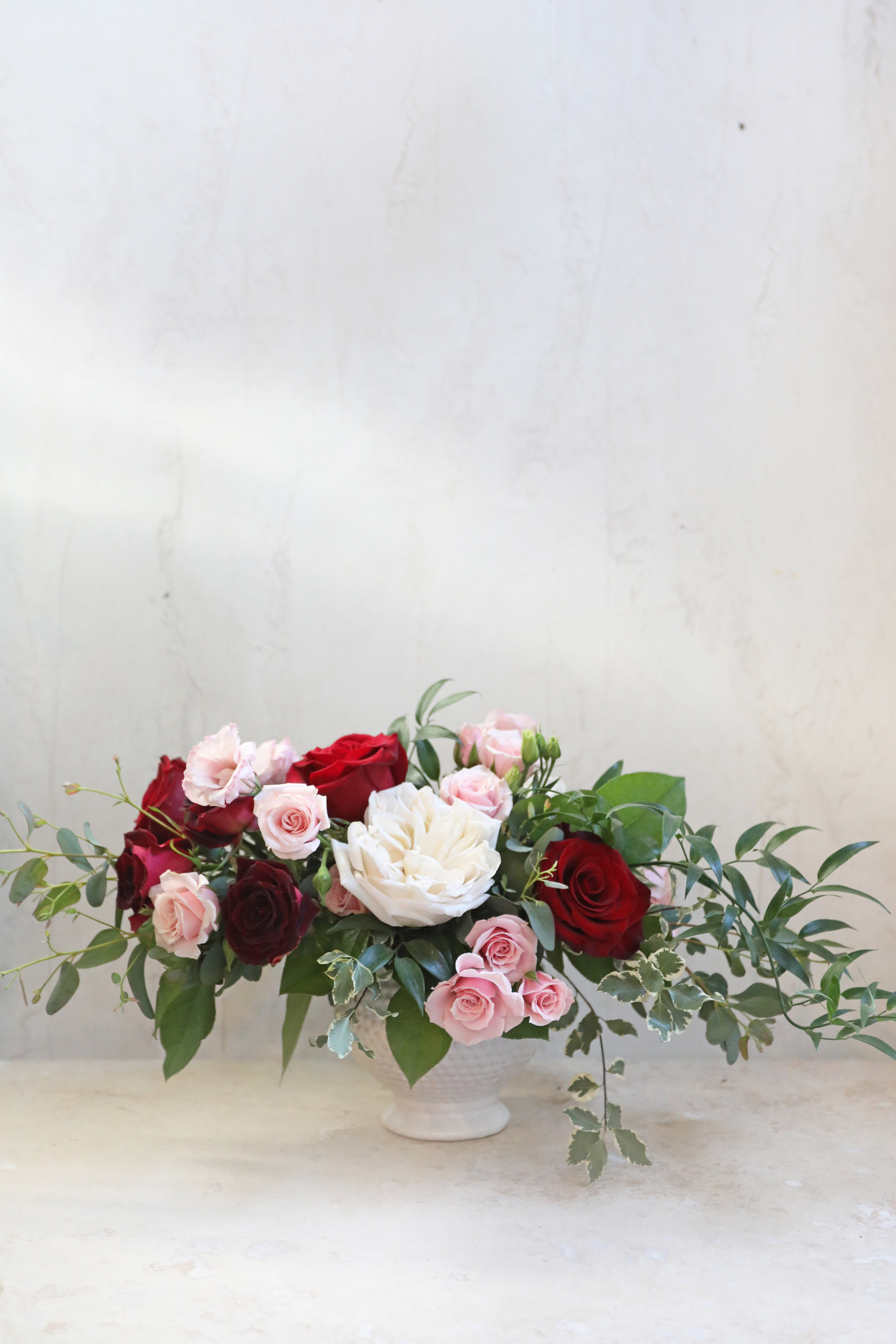 valentines day flowers boston pink red roses