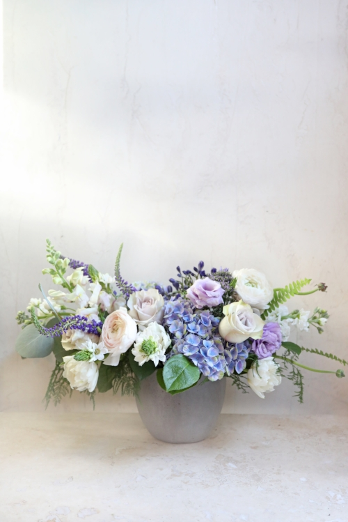 valentines day delivery andover flowers hydrangea bouquet