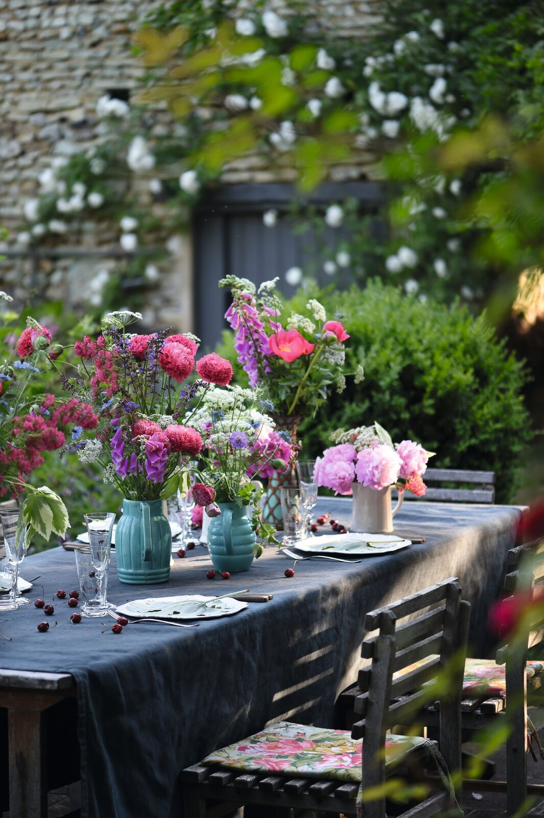 my french country home sharon santoni les fleurs book signing andover massachusetts
