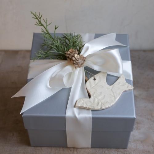 lesfleurs andover holiday gift box