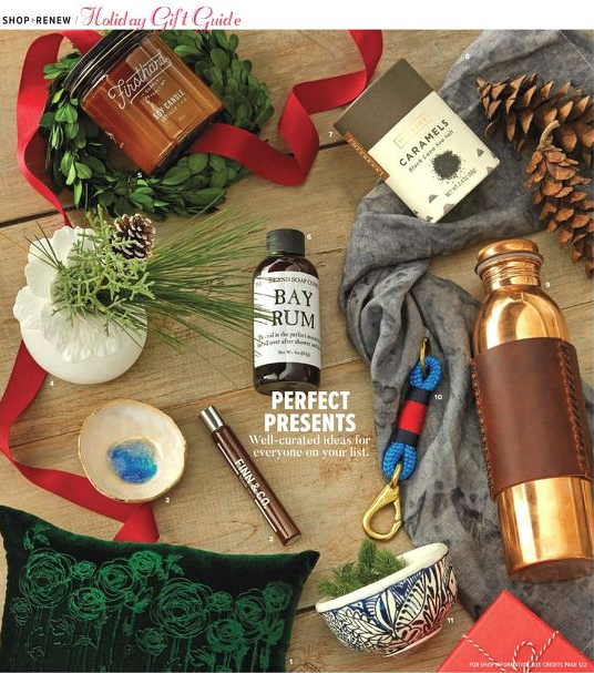 holiday gift guide 2018 northshore magazine lesfleurs andover