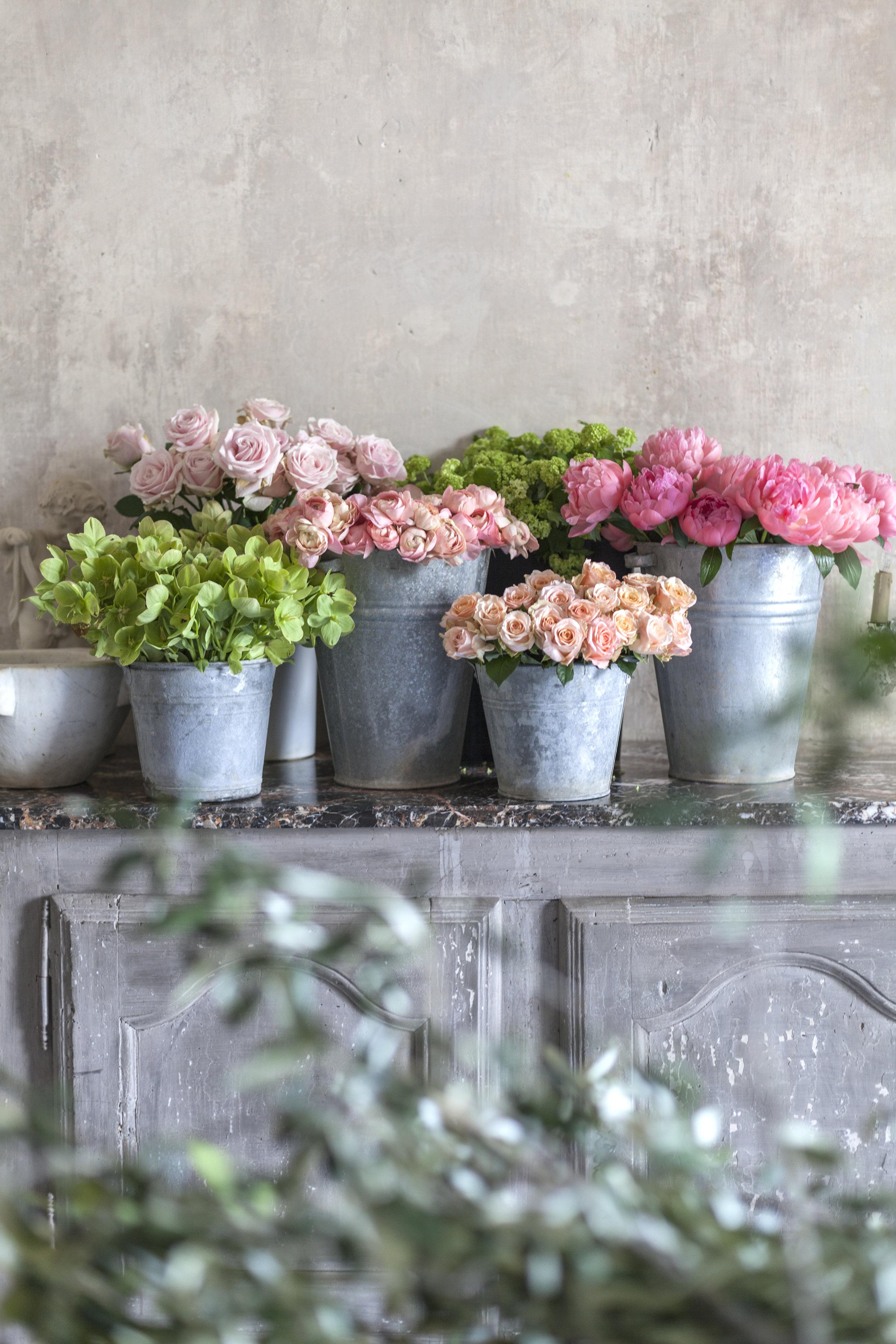 beautiful flower design class france les fleurs sandra sigman