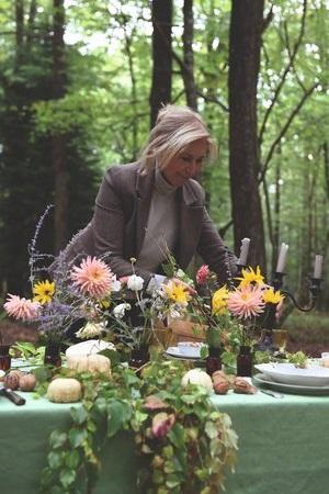 Les Fleurs Andover floral workshop supplies
