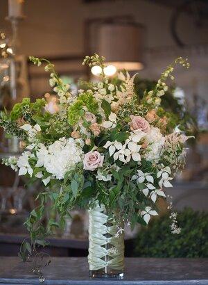 Tall Vase Arrangement Andover Florist Holiday Floral Home Garden Shop Les Fleurs Andover Ma