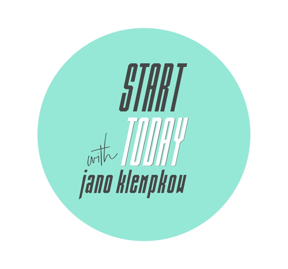 start today with Jano