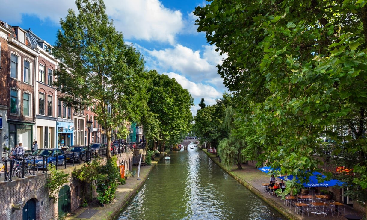 ALTERNATIVE CITY BREAKS: UTRECHT – THE GUARDIAN