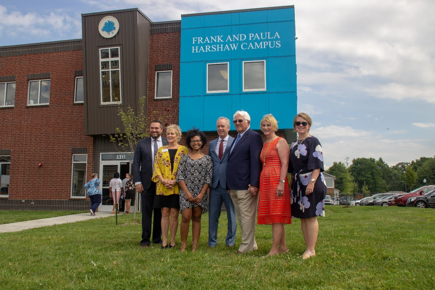 Photo from Riverport Landings Grand-Opening Event, August 29, 2018.