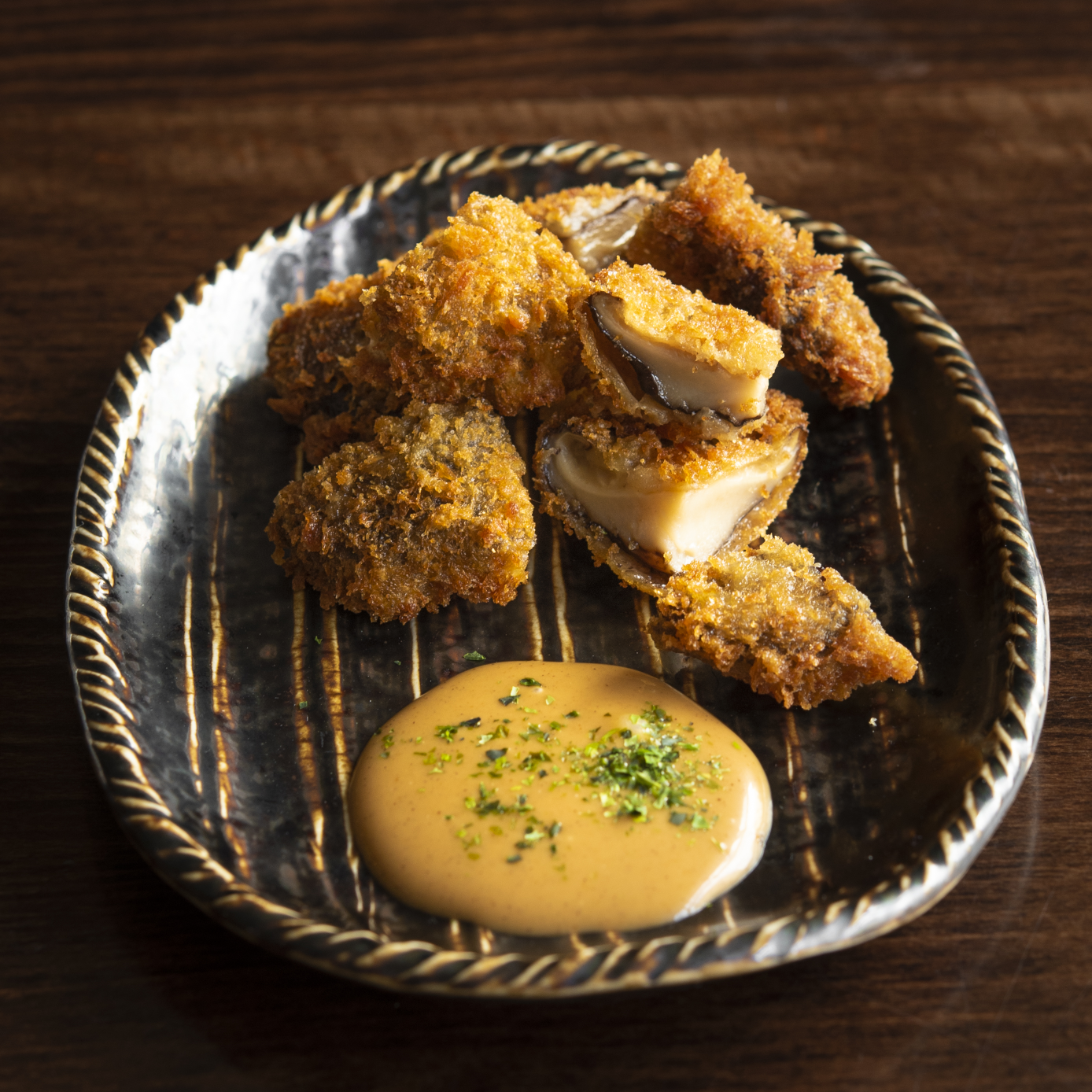 DSC_7777 - Crispy shiitake, tonkatsu mayo.png