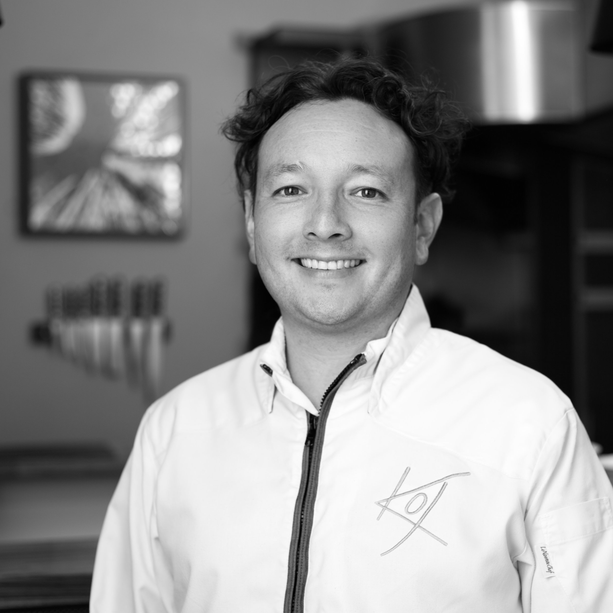 KojExecutive Chef - Koj is half-Japanese, half-Scottish and turned his passion into his career after reaching the final of BBC1's MasterChef. He began with fast track training Royal Hospital Road, The Ledbury, Le Gavroche, Oud Sluis and Dinner by Heston, before working as a private chef and cookery teacher, including for The Queen, Eddie Redmayne, Andrew Lloyd Webber and AP McCoy, With his first restaurant, he aims to push Japanese cuisine in the UK beyond the comfort zone of sushi.Find out more about Koj at kojcooks.co.uk.