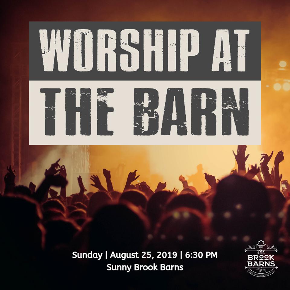 worship at the barn