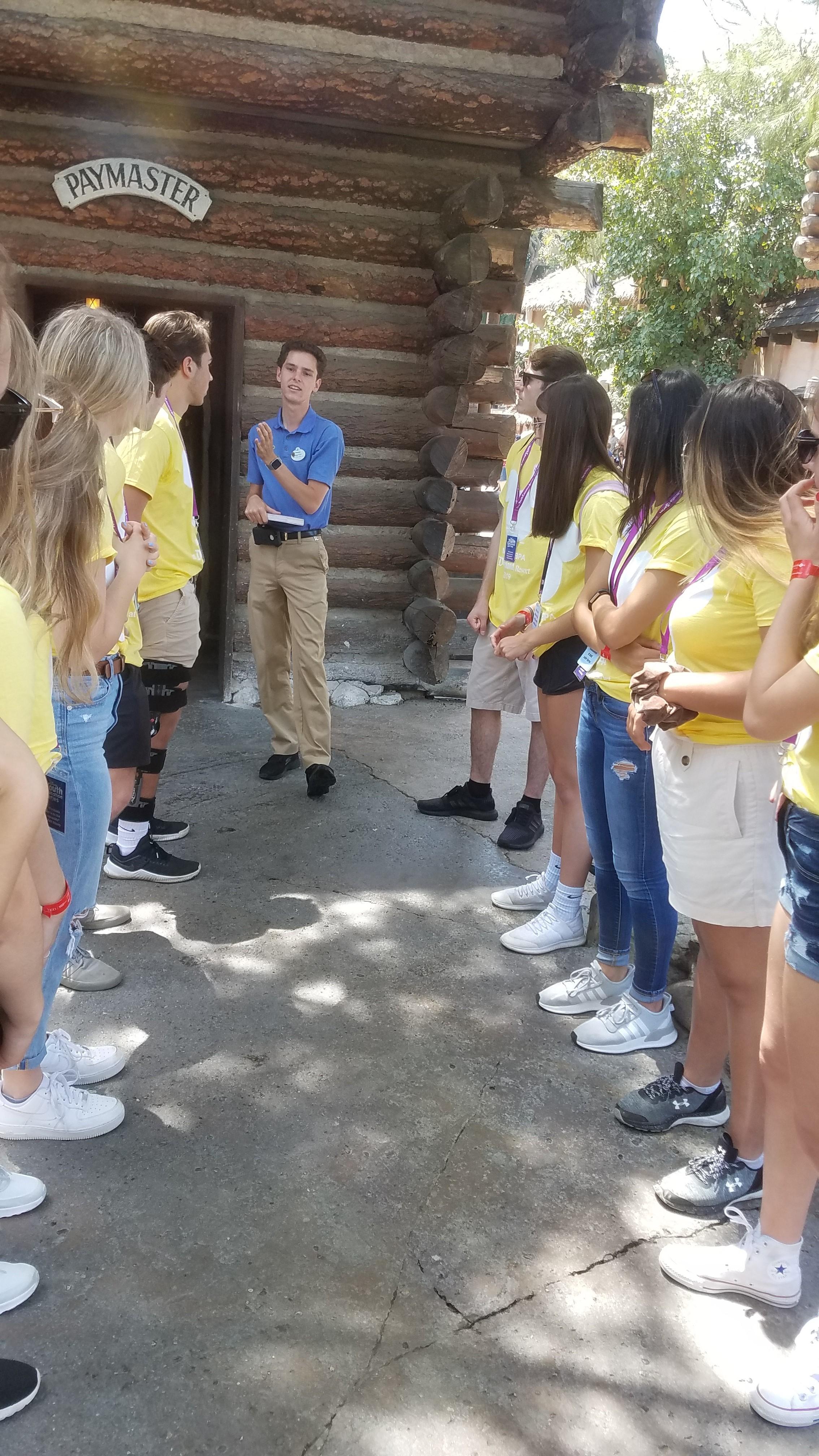 DeWitt HS at Disney YES Event (2019 NLC) (2)