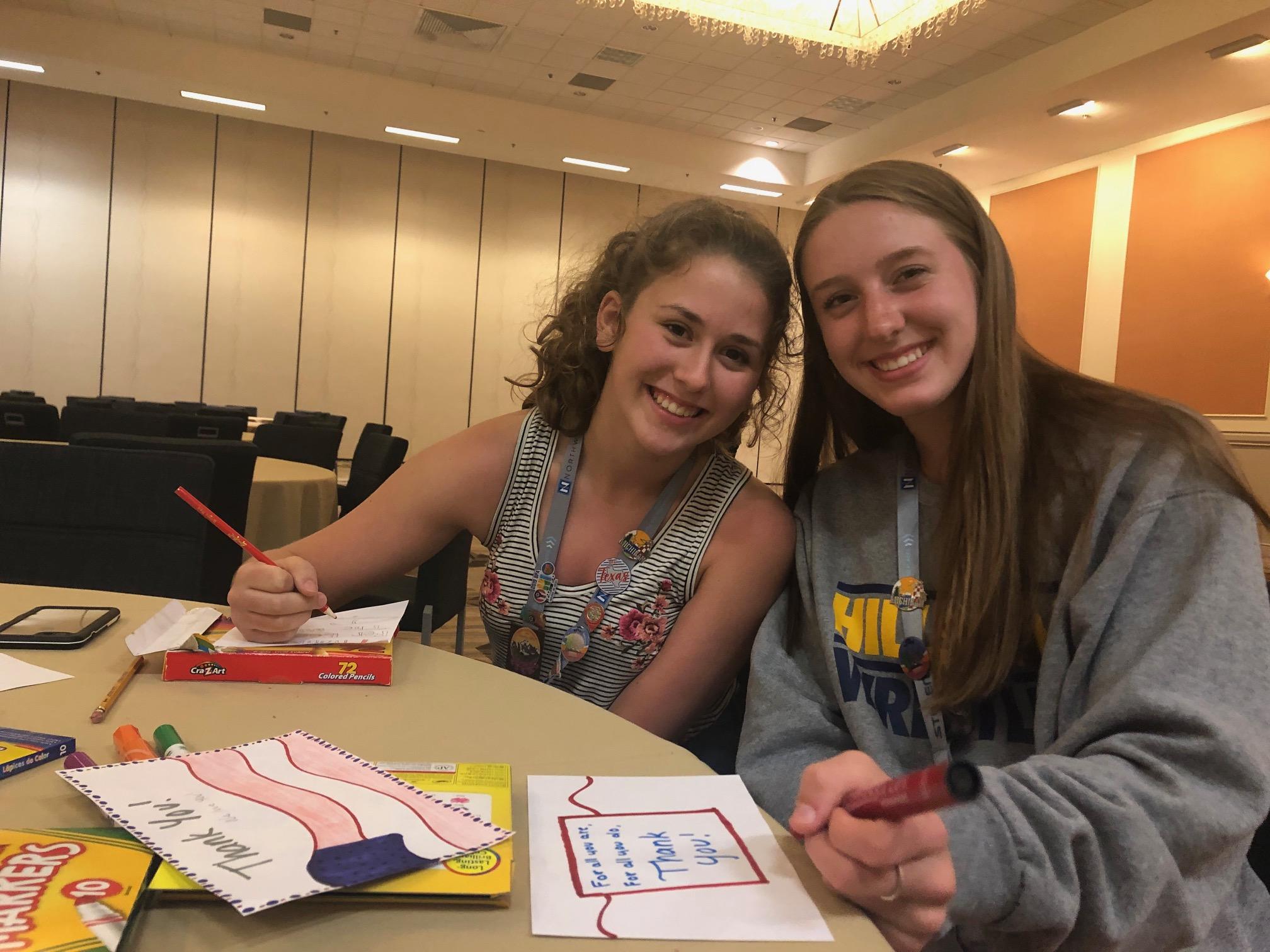 Hillsdale HS BPA Cares Participation (2019 NLC)