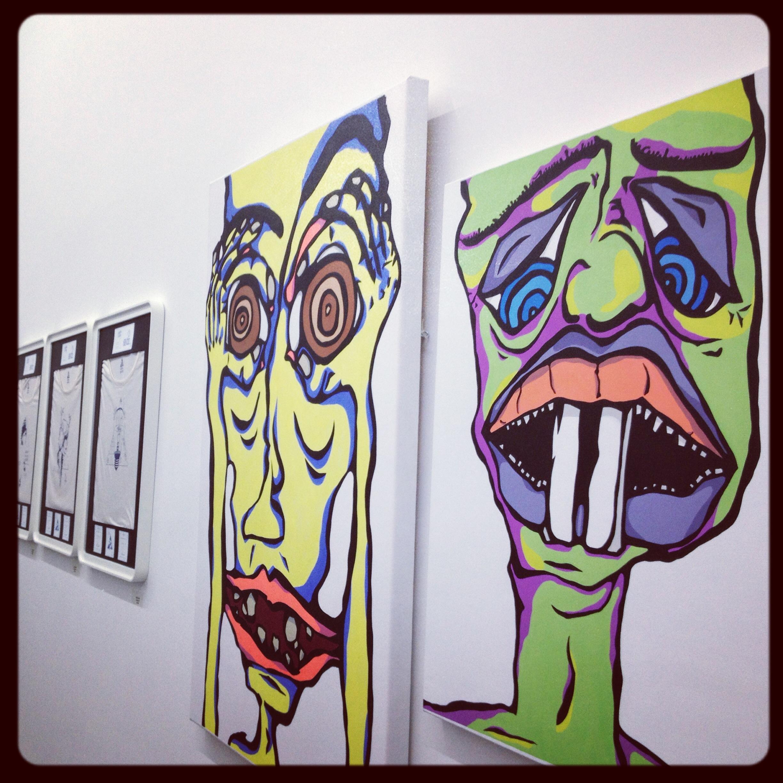 Artwork by Mandana Ziaei