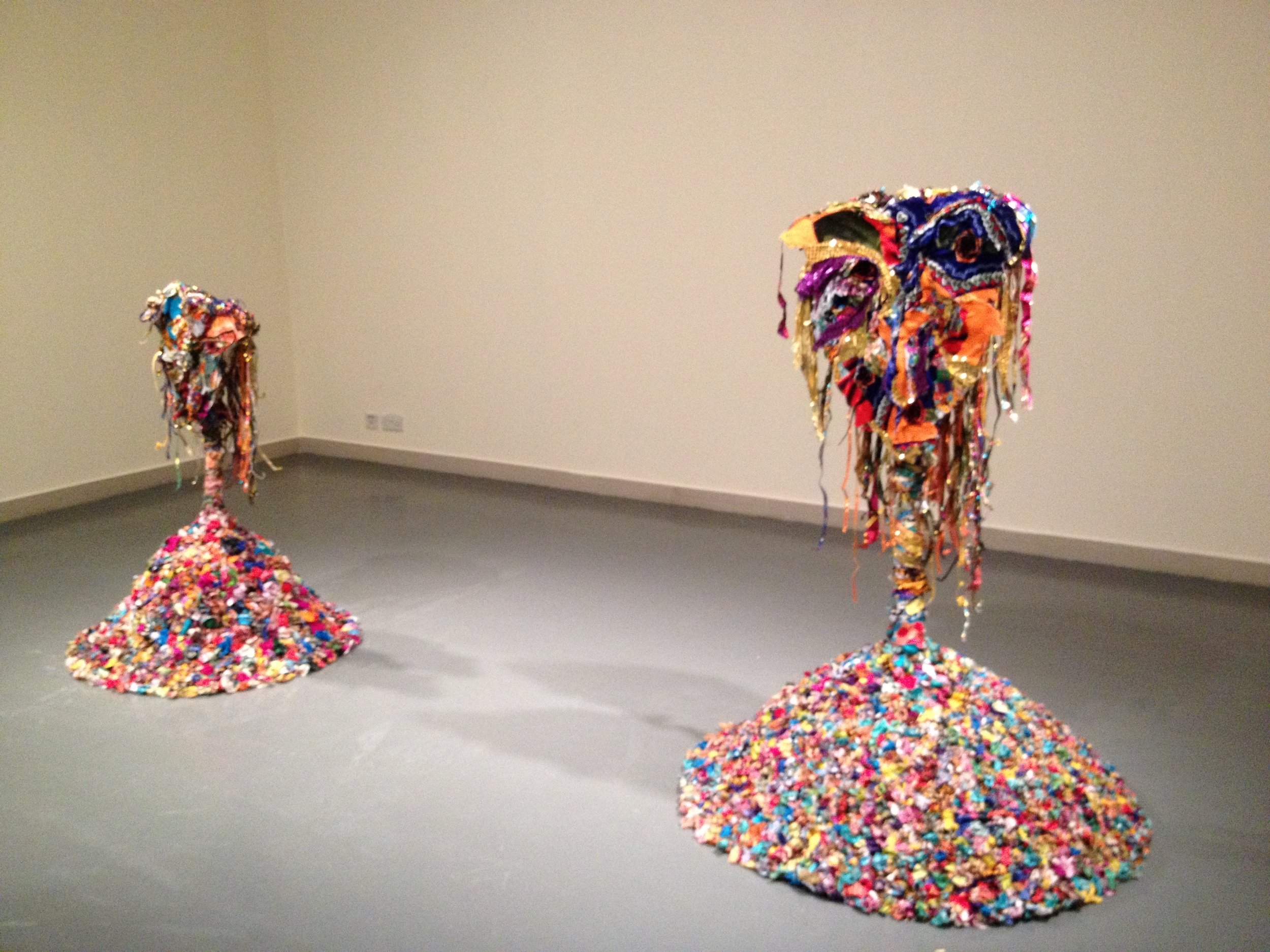 An Entry into Fabric by Khalid Al Banna