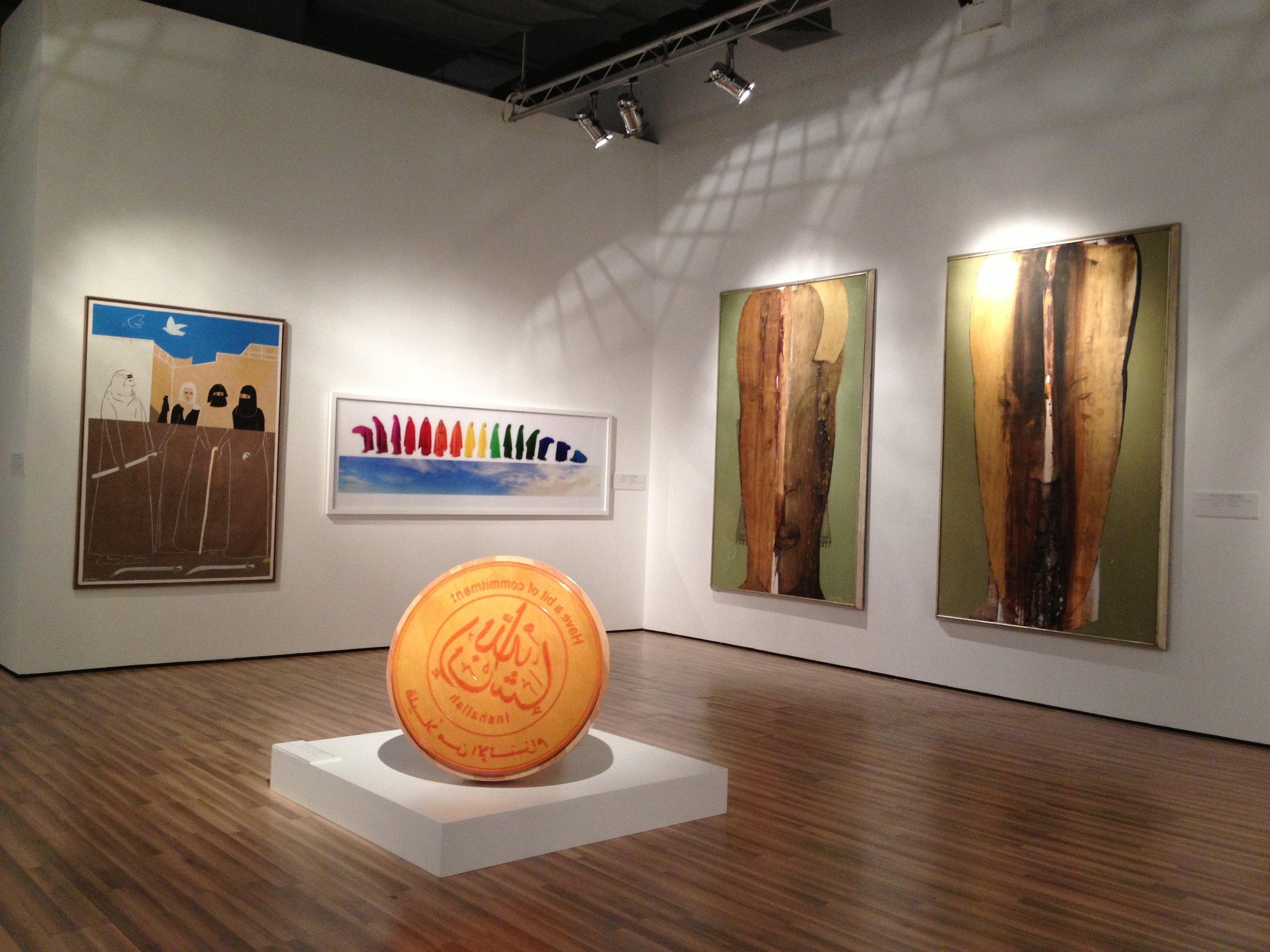 Artists Abdulnasser Gharem