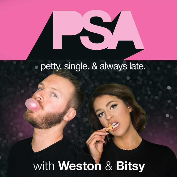 Petty. Single. & Always Late - Join the chronically petty, perpetually single, and always *extremely* late BFF's Bitsy & Weston. Listen in comedic horror as these tongue-in-cheek Millennials take on a Baby Boomer world with big hearts, and even bigger opinions. He is gay and she is straight, but both are petty as hell.Listen Now!