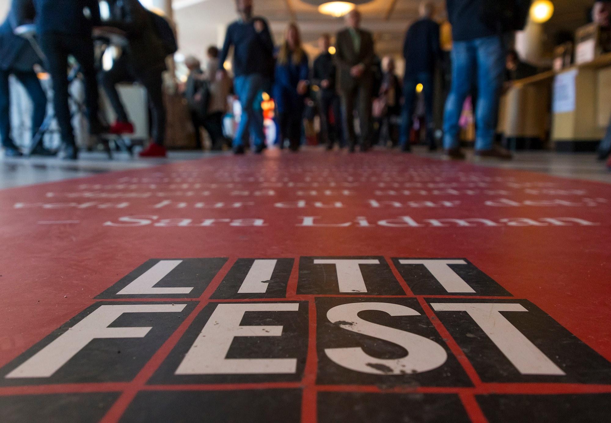 Foto: Henrik Olofsson/Littfest