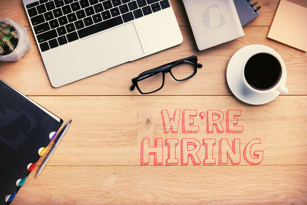 WE'RE HIRING - OFFICE MANAGER — George Blood