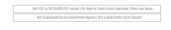 BANK-DISCLAIMER